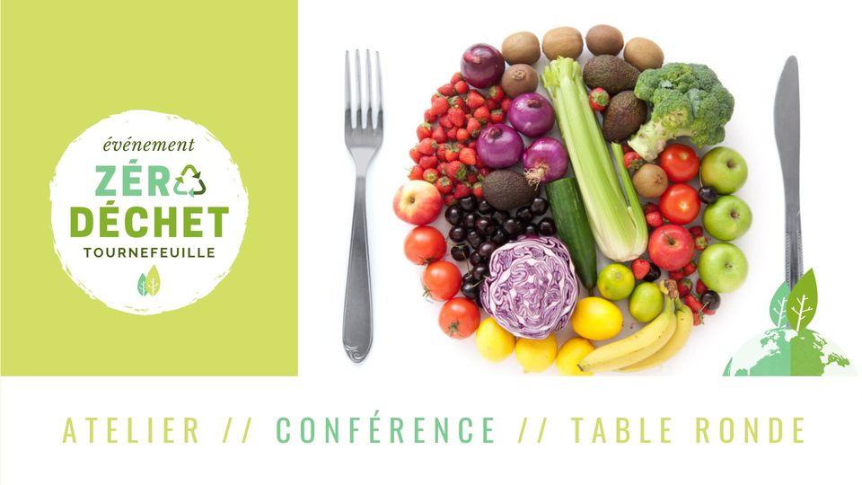 Conference alimentation, santé, environnement